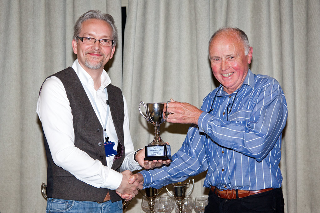 Annual Colour Print Cup - Colin Mahoney