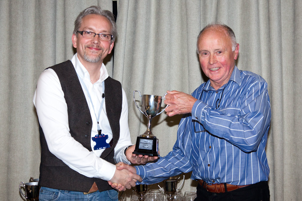 League PDI Cup - Colin Mahoney