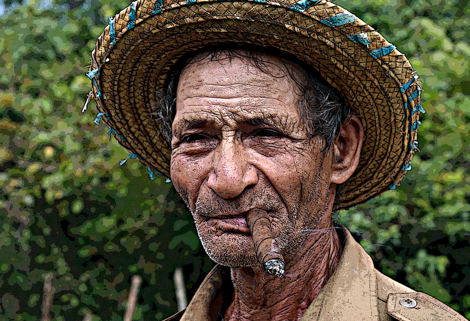 A Cuban Peasant
